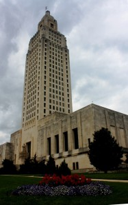 Louisiana State Capitol Building